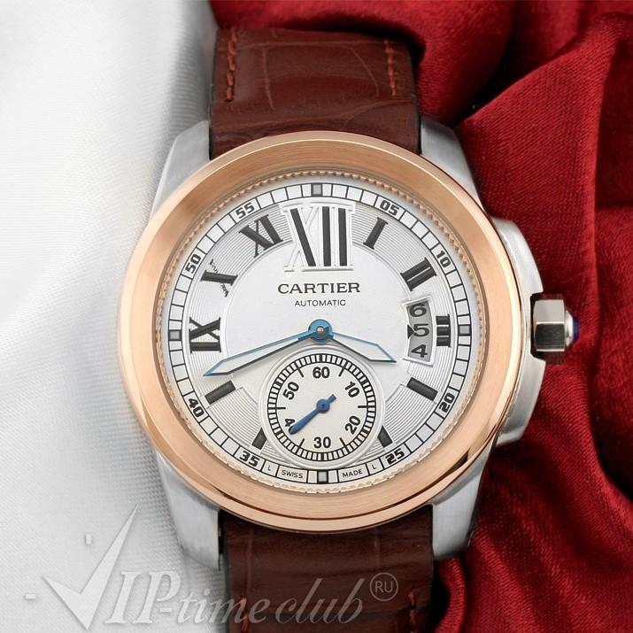 Часы Calibre de Cartier от Cartier модель № 38.2