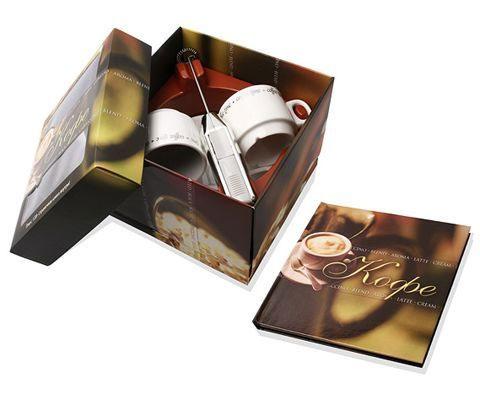 Набор подарочный с книгой «Кофе»
