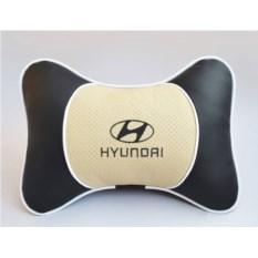 Подушка на подголовник Люкс, Hyundai