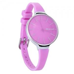 Часы Monol misty (маджента)