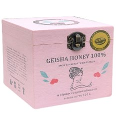 Кофе Geisha Winey