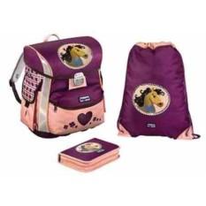 Школьный рюкзак с наполнением Пони от Hama