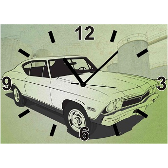 Настенные часы Auto