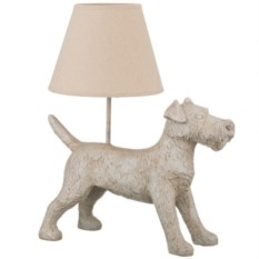 Светильник с абажуром Собака от Comego Enterprise