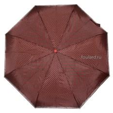 Бордовый женский зонт Ferre Milano