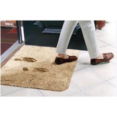 Супервпитывающий придверный коврик Чистый шаг