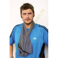 Полотенце для фитнеса Sport с карманом