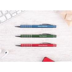 Ручка Portobello с гравировкой «Клеточка»