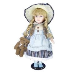 Фарфоровая кукла Дашенька