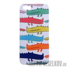 Чехол для IPhone 5 Большие крокодилы