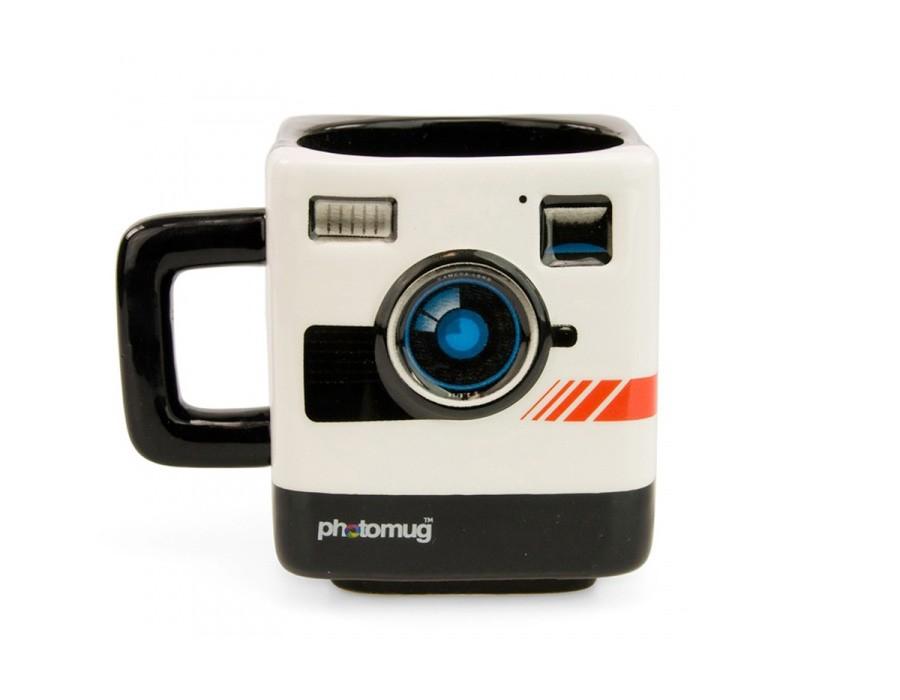 Ретро кружка Polaroid
