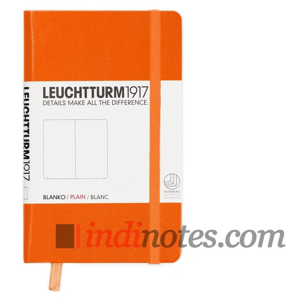 Записная книжка Mini Notebook Orange от Leuchtturm1917