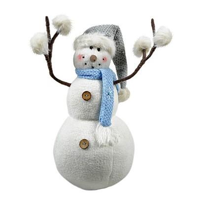 Дружелюбный снеговик