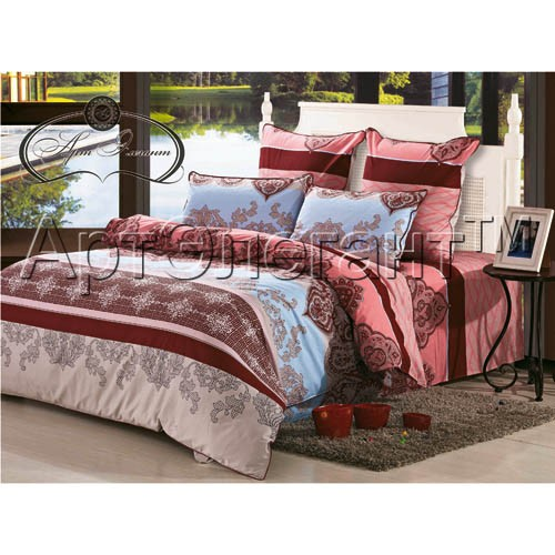 Комплект постельного белья на молнии Молизе (2 спальный)