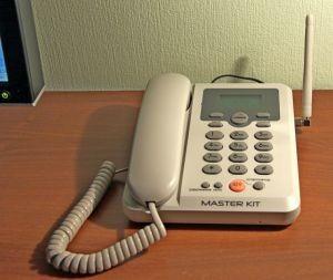Стационарный Сотовый Телефон (MK303)