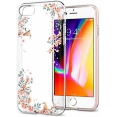 Чехол Spigen Liquid Crystal Blossom Nature для iPhone 8/7
