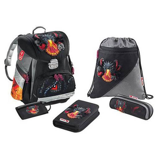 Школьный рюкзак с наполнением «Дракон»