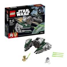Конструктор Лего Звездные Войны Звёздный истребитель Йоды