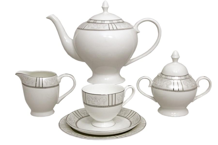Чайный сервиз Шенонсо из 40 предметов на 12 персон