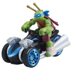 Машинка Черепашки-ниндзя. Лео на трицикле