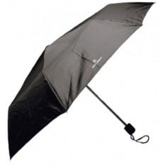 Чёрный складной зонт Nino Cerruti