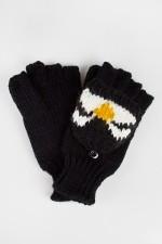Перчатки-варежки Пингвинчик