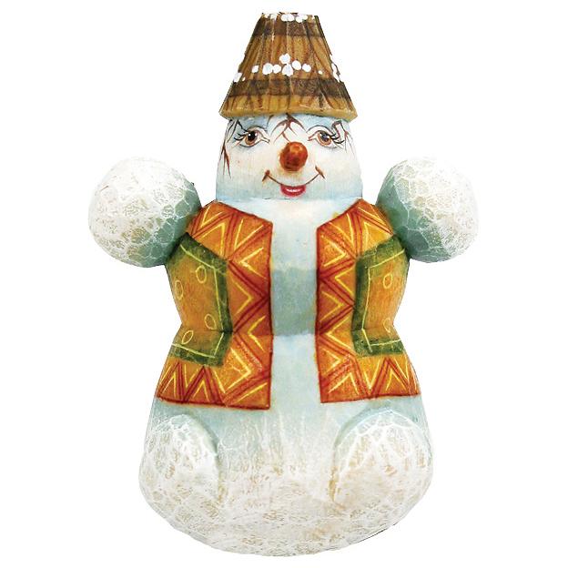Украшение «Снеговик»