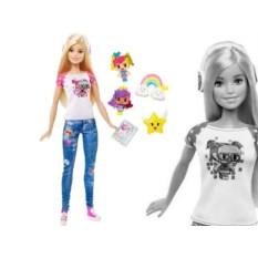 Кукла Барби-оригинал Блондинка. Видео игра