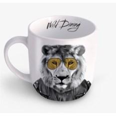 Кружка Wild Dining Лев
