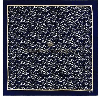 Шейный платок Colombes Bleu