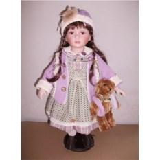 Фарфоровая кукла Катарина, высота 51 см