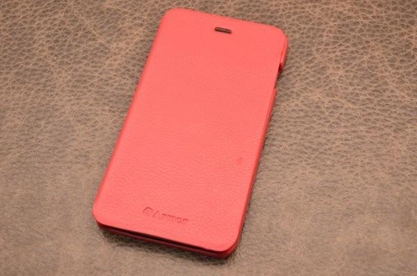 Чехол для iPhone 6 Plus (тип книжка) «Шипы красной розы»