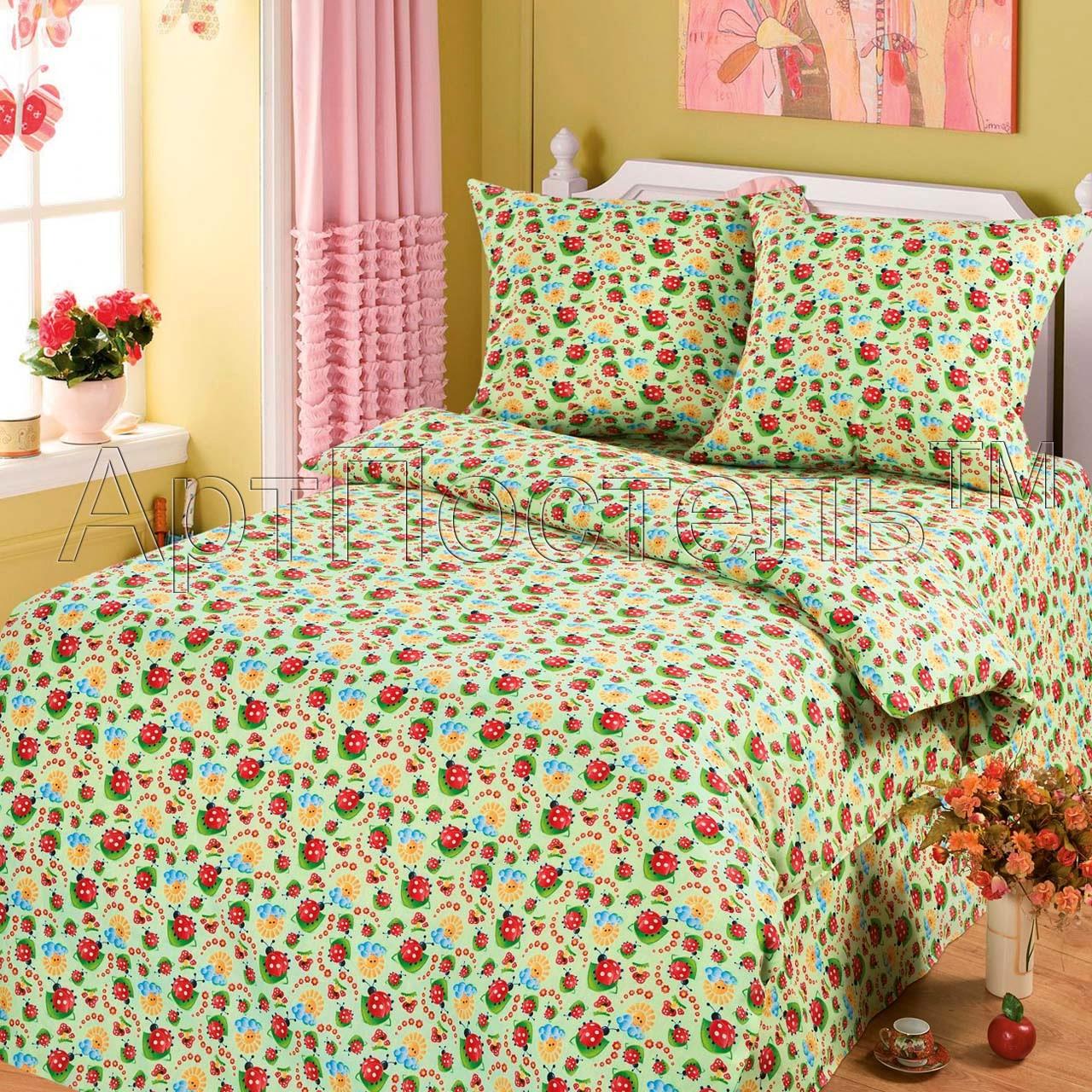 Детское постельное белье Добрый жук «Артпостель»