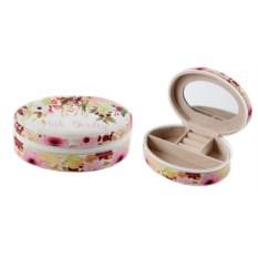 Овальная шкатулка для ювелирных украшений