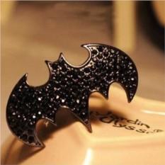Двойное кольцо Бэтмен