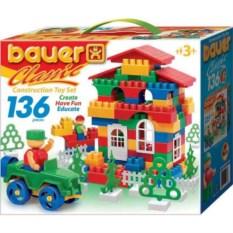 Конструктор Bauer серии Classic (136 элементов)