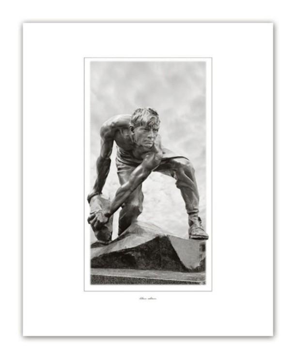 Постер Памятники.Булыжник