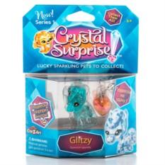 Фигурка Crystal Surprise Пони Glitzy и подвески
