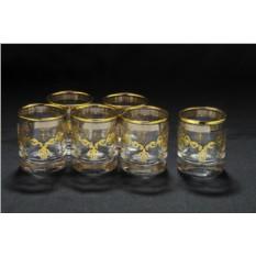 Набор из 6 бокалов для воды Римский Same Cristallerie