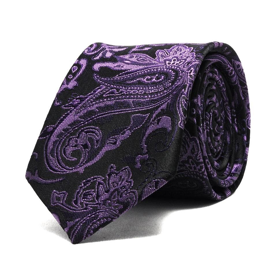 Узкий галстук (узор)