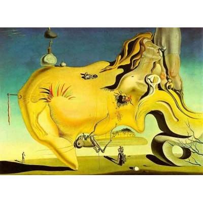 Репродукция картины Великий Мастурбатор