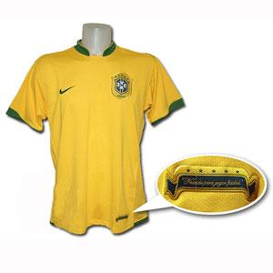 Игровая майка Бразилия