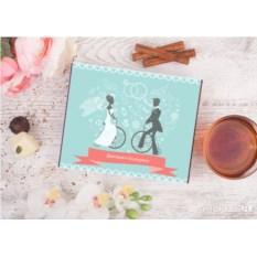 Конфеты в подарочной упаковке «Романтика» (12 конфет)