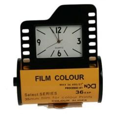 Настольные часы Фотопленка