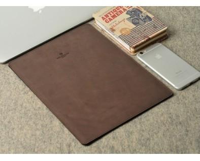 Кожаный чехол для MacBook 12 (Rock)