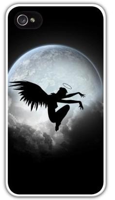 Чехол-накладка для iphone 4/4S, ангел