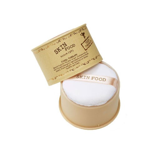 Пудра Skinfood Peach sake silky finish powder