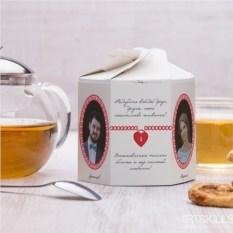 Чайный набор Для крепких пар