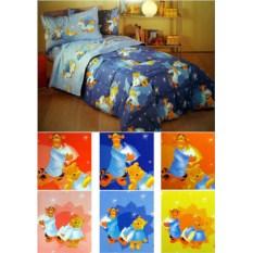 Детское постельное белье Сaleffi Pooh B.Notte