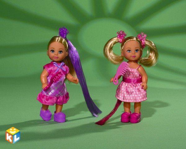 Кукла Еви супер-волосы от Simba